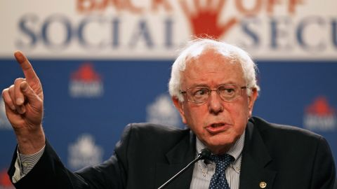 """<a href=""""http://www.cnn.com/2015/04/28/politics/bernie-sanders-2016-election-announcement/index.html"""">Sen. Bernie Sanders</a>, an independent from Vermont who caucuses with Democrats, announced his run in an email to supporters on April 30. He has said the United States needs a """"political revolution"""" of working-class Americans to take back control of the government from billionaires. <br /><br />""""This great nation and its government belong to all of the people and not to a handful of billionaires, their super PACs and their lobbyists,"""" Sanders said at a rally in Vermont on May 26."""