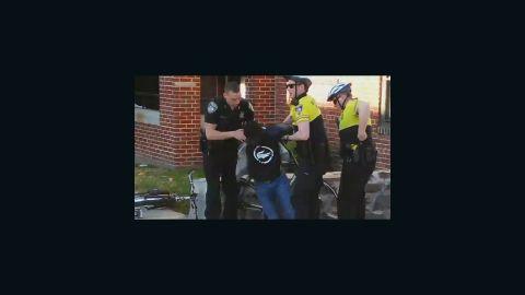 Freddie Gray arrest Baltimore