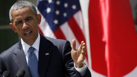 """President Obama remarks on the events taking place in Baltimore following the death of Freddie Gray saying, """"I think there are police departments that have to do some soul-searching. I think there are some communities that have to do some soul-searching,"""" and """"I think we as a country have to do some soul-searching."""""""