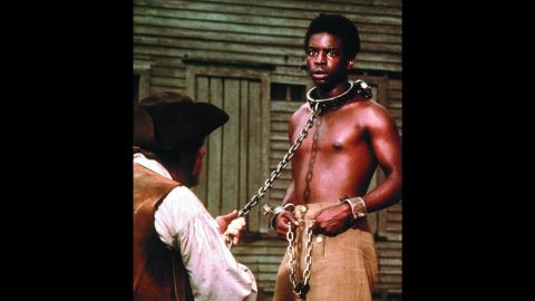 """LeVar Burton starred as Kunta Kinte in the 1977 original miniseries """"Roots."""" It was one of the most watched television events of all time. On April 30, Burton announced that he is part of a project to <a href=""""http://www.cnn.com/2015/04/30/entertainment/roots-remake-feat/index.html"""">remake the series</a> for the TV networks A&E, Lifetime and History (formerly the History Channel)."""