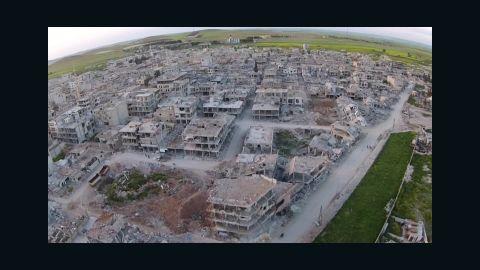 Kobani destruction ISIS aftermath drone orig_00000106.jpg