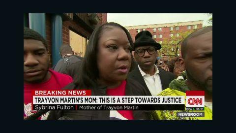 nr marsh intv trayvon martin mom freddie gray officers charged_00012726.jpg