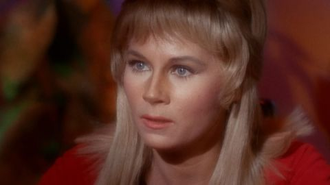 """<a href=""""http://www.cnn.com/2015/05/04/entertainment/feat-obit-grace-lee-whitney-star-trek/index.html"""">Grace Lee Whitney</a>, who played Yeoman Janice Rand in the original """"Star Trek"""" series and a handful of movies based on the series, died May 1 at her home in Coarsegold, California. She was 85."""