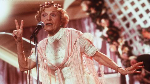 """<a href=""""http://www.cnn.com/2015/05/05/entertainment/feat-wedding-singer-rapping-granny-dead/index.html"""">Ellen Albertini Dow</a>, perhaps best known as the rapping granny in the 1998 movie """"The Wedding Singer,"""" died May 5 at the age of 101. She also appeared in """"Wedding Crashers"""" and dozens of TV shows."""