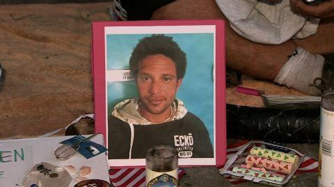 A Los Angeles police officer fatally shoots an unarmed homeless man near Venice Beach. CNN affiliate KABC posted his photograph.