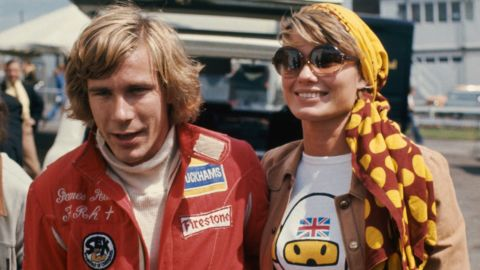 Women in F1 are no longer just arm candy for world champions like James Hunt...