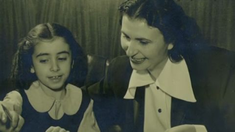 """Reflecting on her mother in an interview with CNN's State of the Union, House Minority Leader Nancy Pelosi said: """"My mother was so spectacular. She knew women were capable of more things. Every day I think, if she lived now, what she would be?"""""""