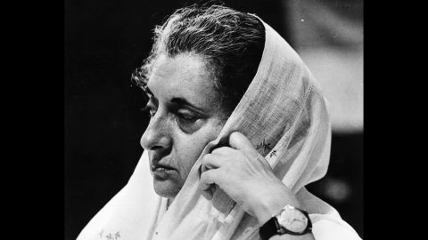 Indira Gandhi, the only woman to ever hold the office of Prime Minister of India, won a second term in a landslide victory in March 1971. She would be re-elected to a fourth term in 1980, but she was assassinated by two of her bodyguards in 1984.