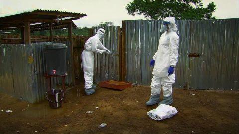 Ebola declared dead in Liberia