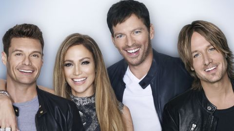 """""""American Idol"""" host Ryan Seacrest, left, and judges Jennifer Lopez, Harry Connick Jr. and Keith Urban were on hand for the final season of the show.. Fox ended the reality series in 2016 after 15 seasons. More than a year later <a href=""""http://money.cnn.com/2017/05/09/media/american-idol/"""" target=""""_blank"""">ABC announced it would be bringing it back.</a> Let's catch up with some of the winners:"""