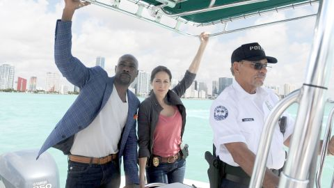 """Morris Chestnut, left, stars as a for-hire pathologist in the crime drama """"Rosewood,"""" which will lead into the smash hit """"Empire"""" on Wednesday nights on Fox."""
