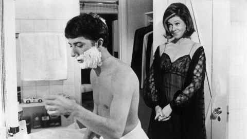"""<a href=""""http://www.cnn.com/2015/05/11/entertainment/feat-elizabeth-wilson-obit/"""" target=""""_blank"""">Elizabeth Wilson</a>, a longtime character actress who played Dustin Hoffman's mother, Mrs. Braddock, in """"The Graduate,"""" died May 9. She was 94."""