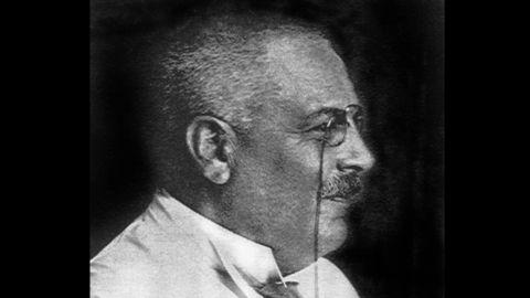Neurologist Alois Alzheimer identified the illness that bears his name.
