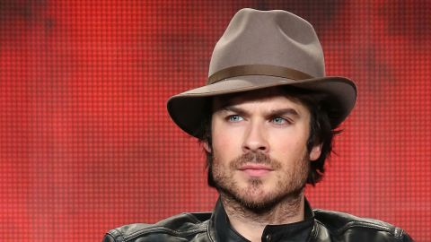 """""""Vampire Diaries"""" actor Ian Somerhalder is another young star who has embraced charity work. Somerhalder created his own foundation, the IS Foundation, to address environmental issues"""