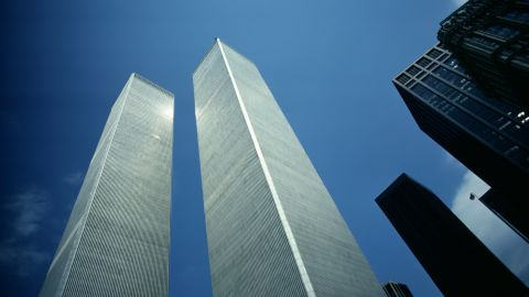 From the time of their completion in 1973 until their destruction in the terror attacks of September 11, 2001, The World Trade Center's twin towers stood as an iconic part of the New York City skyline.