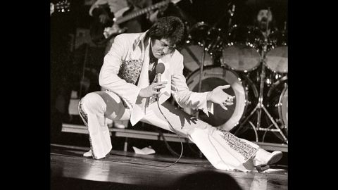 Elvis Presley, the King of Rock 'n' Roll, died August 16, 1977, at the age of 42. He was still touring and recording throughout the 1970s, but his unexpected death sealed his legacy as one of the greatest cultural icons of the 20th century.