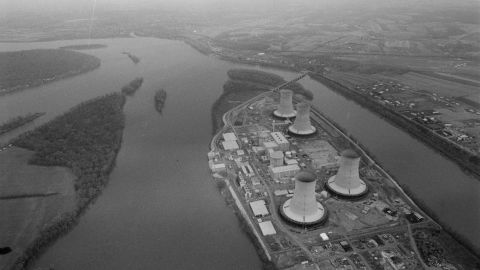 On March 28, 1979, the worst nuclear accident in U.S. history took place in Pennsylvania when large amounts of reactor coolant and radioactive gases from the Three Mile Island power plant were released into the environment. Within days of the accident, 140,000 people evacuated their homes within a 20-mile radius of the plant. The accident brought widespread attention to reactor safety and large protests from anti-nuclear groups. Cleanup from the accident began in August 1979 and was not completed until December 1993.