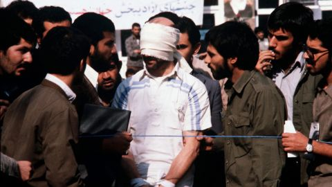 """In November 1979, 66 Americans were taken hostage after supporters of Iran's Islamic Revolution <a href=""""https://www.cnn.com/2014/10/27/world/ac-six-things-you-didnt-know-about-the-iran-hostage-crisis/index.html"""" target=""""_blank"""">took over the U.S. Embassy</a> in Tehran, Iran. All female and African-American hostages were freed, but President Carter could not secure the other 52 hostages' freedom. They were finally released after Ronald Reagan was sworn in as President 444 days later. Many feel the Iran hostage crisis cost Carter a second term."""
