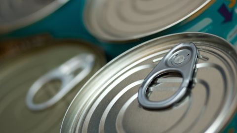 Although the FDA does not consider the level of BPA in the linings of some metal cans to be a problem, several companies, such as Eden Foods, have voluntarily removed the chemical from its canned goods.