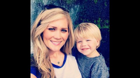 Willoughby wants to ensure she'll be around for her husband and their 2-year-old son, Kayden.