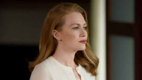 """Mireille Enos (""""The Killing"""") stars in uberproducer Shonda Rhimes' latest ABC series, """"The Catch,"""" about a fraud investigator whose work hits home."""