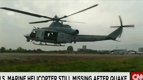 no sign of missing u.s marine helicopter in nepal cnn's package producer nana karikari-apau_00011009.jpg