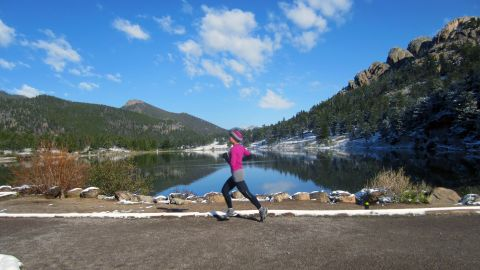 Active at Altitude Women's Running Camp spans one week in late May, mid-July and late August into September in Estes Park, Colorado.