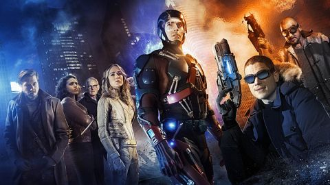 """Brandon Routh, Victor Garber, Arthur Darvill and Wentworth Miller star in the CW's new superhero series """"Legends of Tomorrow,"""" a spinoff of """"Arrow"""" and """"The Flash."""""""