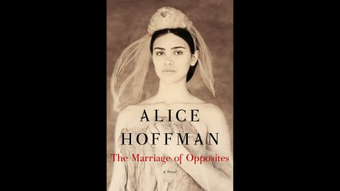 """<strong>""""The Marriage of Opposites."""" </strong>The woman who gave birth to Impressionist painter Camille Pissarro is the inspiration for Alice Hoffman's latest novel, """"<a href=""""http://books.simonandschuster.com/The-Marriage-of-Opposites/AliceHoffman/9781451693591#sthash.xLJ3jfMt.dpuf"""" target=""""_blank"""" target=""""_blank"""">The Marriage of Opposites.""""</a> Growing up in St. Thomas' Jewish community in the early 1800s, Rachel tries to rebel against the rules of the time but is forced to marry a widower with children. When he dies and his nephew comes from France to deal with her husband's estate, the impact on the world of art will be forever altered."""