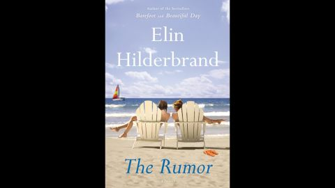 """<strong>""""The Rumor.""""</strong> Everything about Elin Hilderbrand's latest novel whispers """"delicious summer read."""" And why wouldn't it? <a href=""""http://www.elinhilderbrand.net/"""" target=""""_blank"""" target=""""_blank"""">Hilderbrand i</a>s known as Queen of the Summer Beach Reads. """"The Rumor"""" features Nantucket writer Madeline King, a best friend with a crisis and a rugged landscape architect. What could be better? Her latest book releases on June 15, just in time for your summer vacation."""
