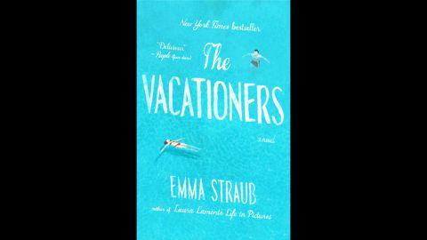 """<strong>""""The Vacationers."""" </strong><a href=""""http://www.emmastraub.net/thevacationers/"""" target=""""_blank"""" target=""""_blank"""">Emma Straub's</a> tale of a family's two-week trip to Mallorca with their extended family and friends not going according to plan is a delightful, satisfying summer read. Yet because of Straub's storytelling, People magazine's four-star review says it's """"made substantial by the exceptional wit, insight, intelligence and talents of its author."""""""