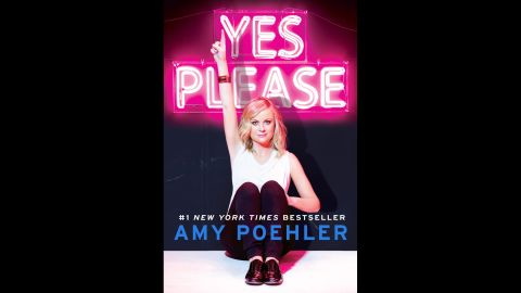 """<strong>""""Yes Please.""""</strong> There's no doubt that actor and comedian Amy Poehler is funny. She's the star of """"Saturday Night Live"""" and """"Parks and Recreation,"""" so we know she can act, direct, produce and do standup. And now we know, she can write. Dang. We're sure she's developing another show while we're reading <a href=""""http://amysaysyesplease.com/"""" target=""""_blank"""" target=""""_blank"""">""""Yes Please"""" </a>at the beach, but hey, it's funny, too."""