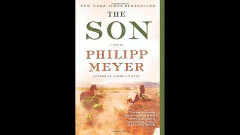 """<strong>""""The Son."""" </strong>A finalist for the 2014 Pulitzer Prize for fiction, <a href=""""http://www.philippmeyer.net/index.htm"""" target=""""_blank"""" target=""""_blank"""">Philip Meyer's </a>second novel, """"The Son,"""" starts out as a story of captivity among the Comanches and becomes a sweeping saga about the rise of a Texas oil baron family unafraid to use their wits and violence to dominate in the American West."""