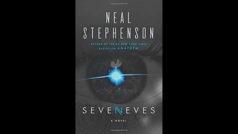 """<strong>""""Seveneves."""" </strong>If the world were ending, what would human beings do next? Inspired by the very real problem of space junk crowding our skies, best-selling author <a href=""""http://www.nealstephenson.com/seveneves.html"""" target=""""_blank"""" target=""""_blank"""">Neal Stephenson</a> explores the future of humanity in """"Seveneves."""" With the destruction of the moon and the subsequent ruin of life on Earth, pioneers are heading into outer space on a """"Cloud Ark."""" Thousands of years later, the descendants of those surviving pioneers turn their attention back to an unrecognizable planet: Earth."""