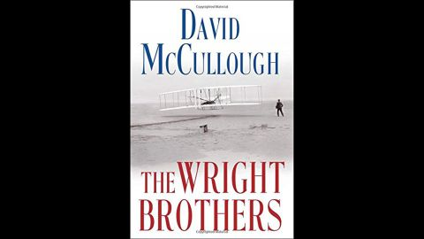"""<strong>""""The Wright Brothers."""" </strong>For those requiring a more weighty and historical (true) story, two-time Pulitzer Prize winner <a href=""""http://authors.simonandschuster.com/David-McCullough/938"""" target=""""_blank"""" target=""""_blank"""">David McCullough</a> provides the right stuff with his tale of those ingenious brothers who thought that people could fly, with the right equipment. """"Concise, exciting, and fact-packed ... Mr. McCullough presents all this with dignified panache, and with detail so granular you may wonder how it was all collected,"""" writes The New York Times."""