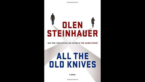 """<strong>""""All the Old Knives.""""</strong> A master of the spy novel, <a href=""""http://www.olensteinhauer.com"""" target=""""_blank"""" target=""""_blank"""">Olen Steinhauer </a>had chronicled the Cold War and the post-9/11 world, his characters traveling all over the world. Not so in """"All the Old Knives,"""" where two former CIA colleagues and former lovers meet over a meal in the elegant California town of Carmel-by-the-Sea to discuss old times. One question remaining for the former staffers at the CIA's Vienna station: Who -- if anyone -- sold them out during a hostage crisis six years earlier? The Washington Post calls it """"a splendid tour de force.""""<br />"""
