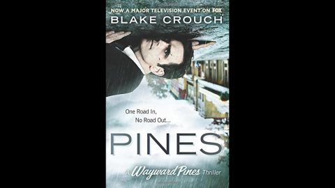 """<strong>""""Pines."""" </strong>If you're enjoying the suspense of Fox Television's """"Wayward Pines"""" series, check out the first book in writer <a href=""""http://www.blakecrouch.com/wayward.php"""" target=""""_blank"""" target=""""_blank"""">Blake Crouch's """"Wayward Pines"""" trilogy.</a> """"Pines"""" introduces Secret Service agent Ethan Burke, who comes to Wayward Pines, Idaho, to track down two federal agents who disappeared in this town one month earlier. Shortly after his arrival, Burke is involved in an accident and ends up at the hospital without his phone or identification. Why don't his calls to his family go through? And why is the town surrounded by electrified fences? Will he ever get out?"""