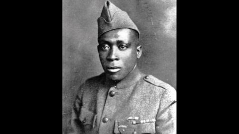 President Barack Obama announced on Monday, May 13, that he will posthumously award Medals of Honor to two World War I soldiers. Pvt. William Henry Johnson, of the 369th Infantry Regiment (known as the Harlem Hellfighters), fought off a German raiding party using his bowie knife.