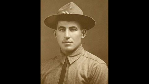 Sgt. William Shemin, of the 4th Infantry Division, will also receive a Medal of Honor. The Army says he repeatedly exposed himself to enemy fire to rescue wounded troops during the 1918 Aisne-Marne Offensive in France.