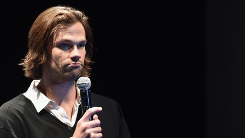 """""""Supernatural"""" and """"Gilmore Girls"""" star Jared Padalecki admitted that he had <a href=""""http://variety.com/2015/tv/people-news/jared-padalecki-always-keep-fighting-depression-suicide-twloha-1201451708/"""" target=""""_blank"""" target=""""_blank"""">suffered from depression</a> for years, and he announced a new campaign and charity dealing with the issue: """"Always Keep Fighting."""""""