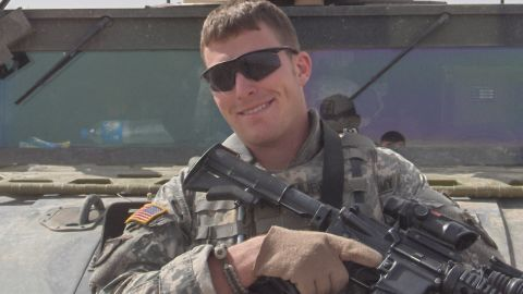 Murphy served two tours in Iraq with the Army's 101st Airborne Division's 187th Infantry Regiment.