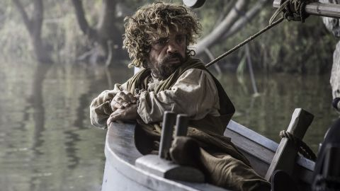 """<strong>Tyrion Lannister (Peter Dinklage):</strong> With his sharp wit and swift thinking, Peter Dinklage's Tyrion Lannister has managed to stay alive through the whole run of """"Game of Thrones,"""" although things are looking grim lately. Tyrion is despised by his family because of his size and their belief that he """"killed"""" their mother during childbirth, as well as the fact that he slew father Tywin at the end of the fourth season."""