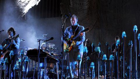 """Auto-Tune appeals to high-minded artists too: American indie favorite Bon Iver have released a track, <a href=""""https://www.youtube.com/watch?v=1_cePGP6lbU"""" target=""""_blank"""" target=""""_blank""""><em>Woods</em></a>, which is widely regarded as an example of tasteful use of the technology."""
