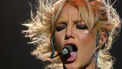 """Britney Spears unwittingly fell into an Auto-Tune controversy in mid-2014, when a vanilla recording of her 2013 song <em>Alien</em> was leaked and <a href=""""http://www.theverge.com/2014/7/9/5884649/untouched-britney-spears-vocal-track-no-autotune"""" target=""""_blank"""" target=""""_blank"""">compared</a>, rather unfavorably, to the autotuned version on the album <em>Britney Jean</em>."""