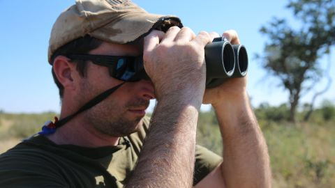 Dallas hunter Corey Knowlton paid $350,000 for a rhino-hunting permit, only one of three granted per year by the Namibian Ministry of Environment and Tourism.