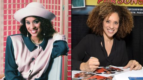 """Hilary Banks was Will's snobby and ditzy cousin, the older daughter of the Banks family. Actress Karyn Parsons did a few films like """"The Ladies Man"""" and TV shows like """"The Job."""" Parsons left Hollywood, married, became a mom and started <a href=""""http://sweetblackberry.org/"""" target=""""_blank"""" target=""""_blank"""">Sweet Blackberry</a>, which produces short films based on African-American history for children."""