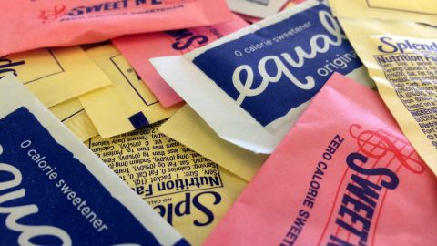 Fake sugar isn't fooling your gut. Artificial sweeteners have been known to increase bacteria associated with type 2 diabetes.