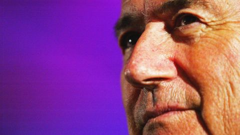 Sepp Blatter was president of FIFA, football's world governing body, between 1998 and 2015.<br />
