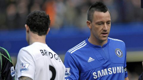 """In 2010, when England captain John Terry, who is married, was reported to have been involved with the partner of his former Chelsea teammate Wayne Bridge, Blatter responded:  """"If this had happened in, let's say, Latin countries then I think he would have been applauded."""""""