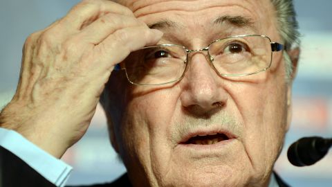While Blatter has overseen the first World Cups in Africa and Asia -- South Africa in 2010 and Japan and South Korea in 2002 -- he has also presided over a decline in the public's perception of FIFA. Corruption allegations surrounded the bidding process relating to  the 2018 and 2022 World Cups, awarded to Russia and Qatar respectively.